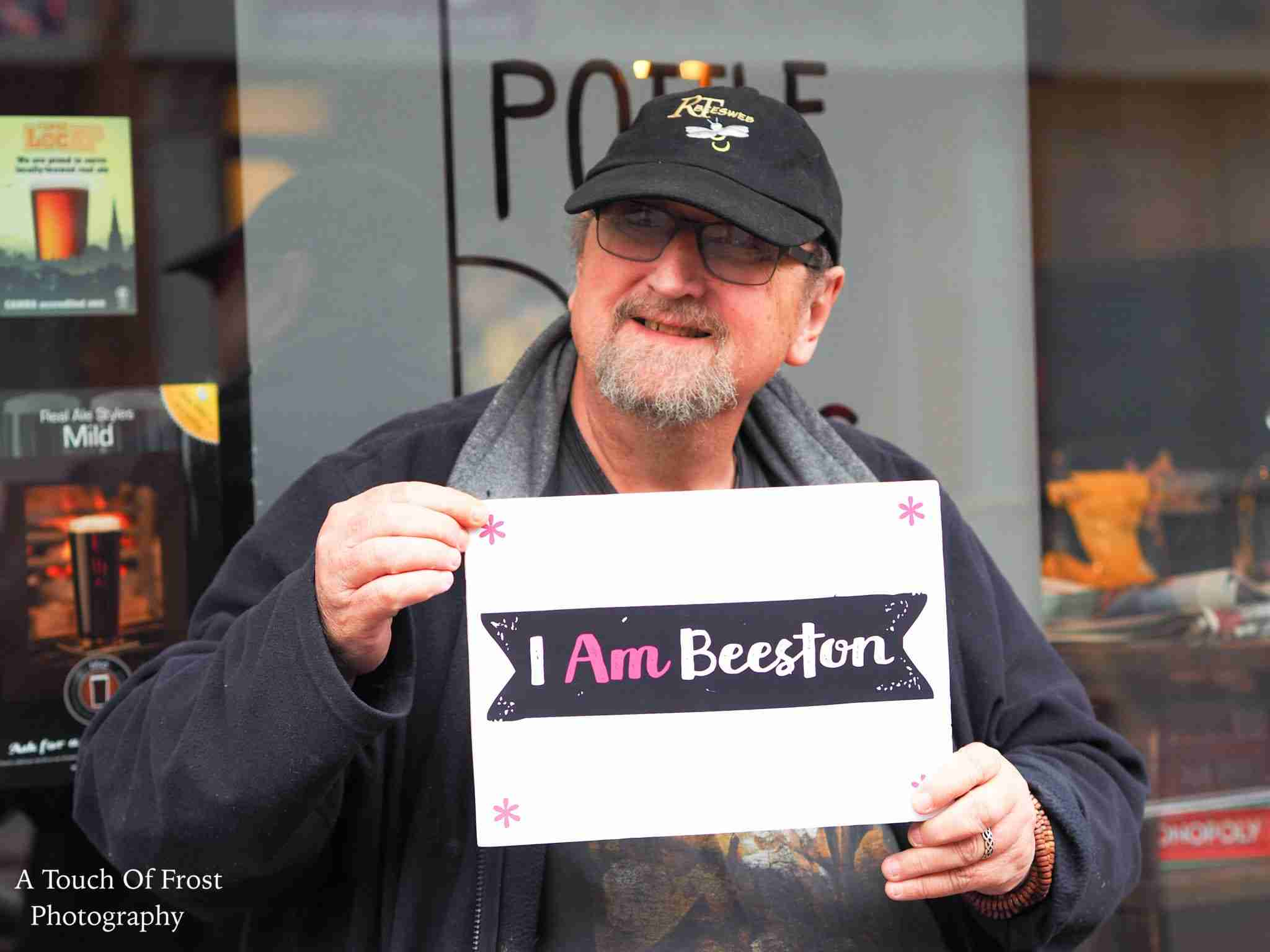 I am Beeston: Mikk Skinner