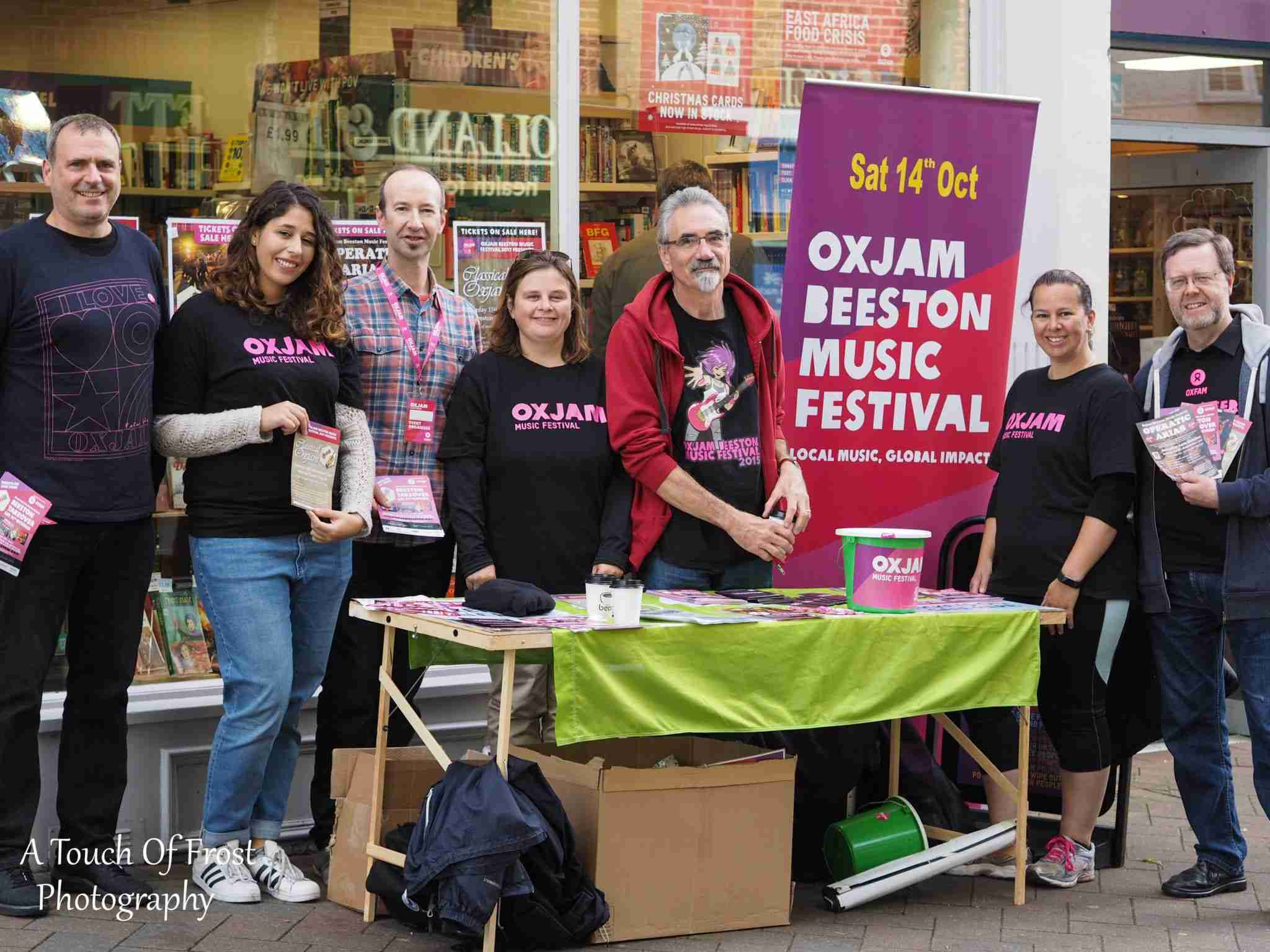 OXJAM: Beeston Takeover