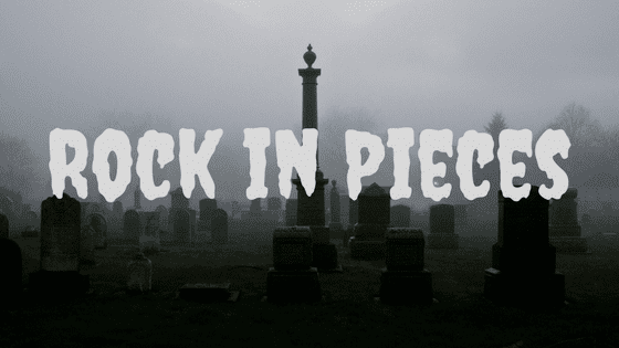 Beeston Beats: R.I.P (Rock In Pieces)