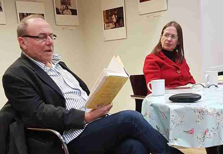 The Boy with the Perpetual Nervousness: Graham Caveney in conversation with Deirdre O'Byrne