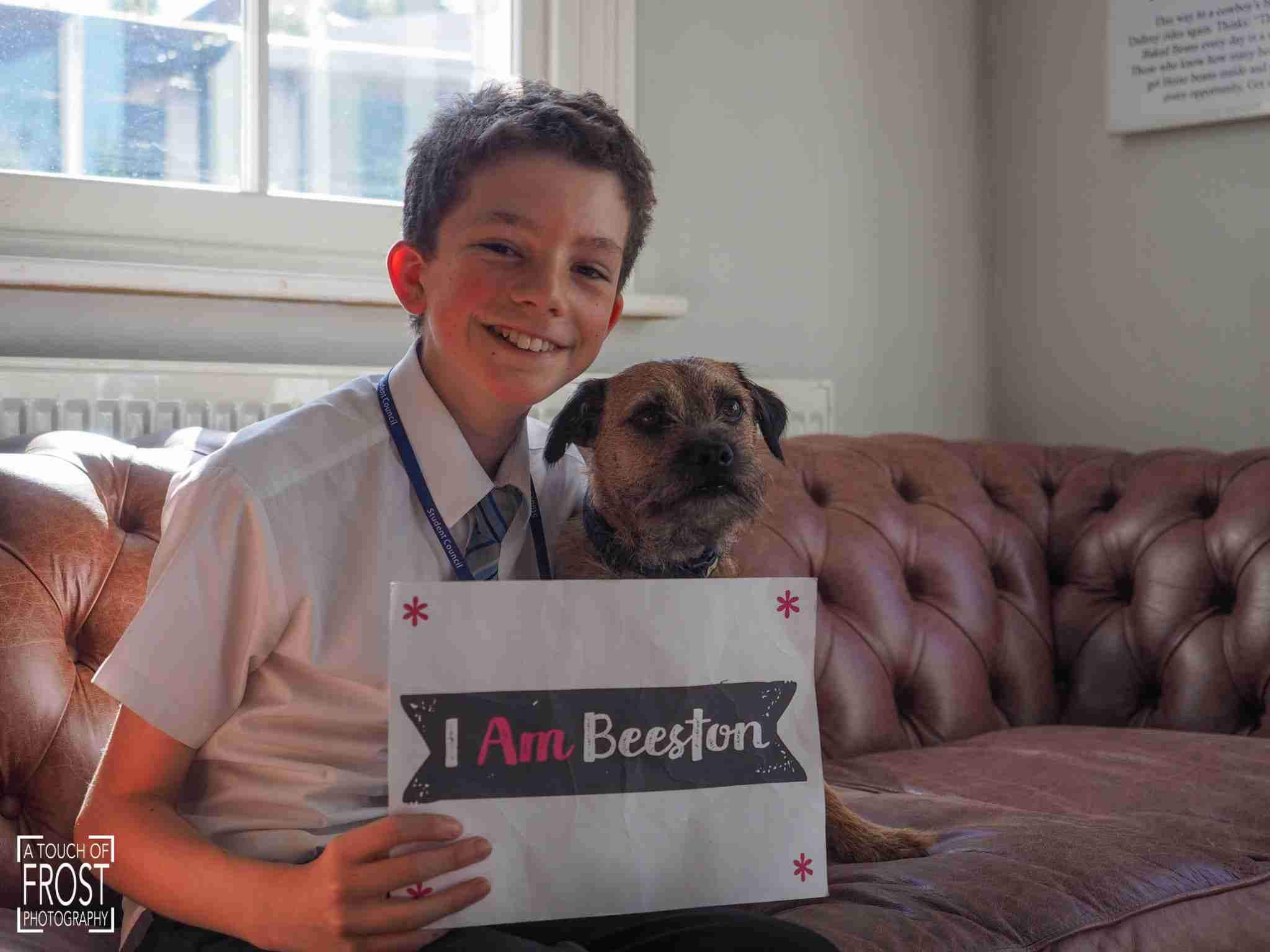 I Am Beeston: Alfie Russell, Broxtowe Youth Mayor