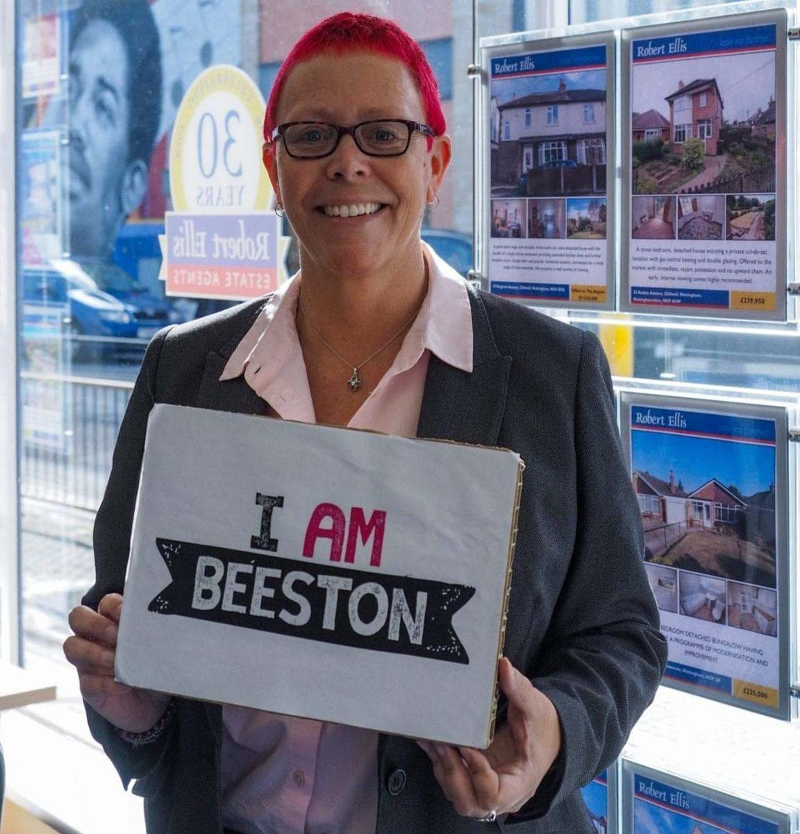 I Am Beeston: Marie-Louise Denham – Sales Negotiator