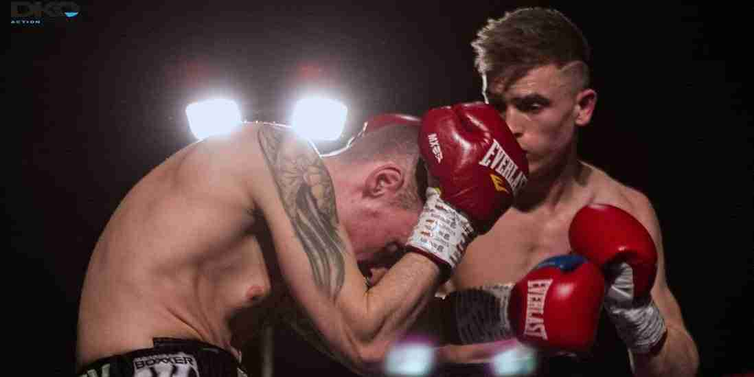 Beeston boxer is fighting in Notts this weekend