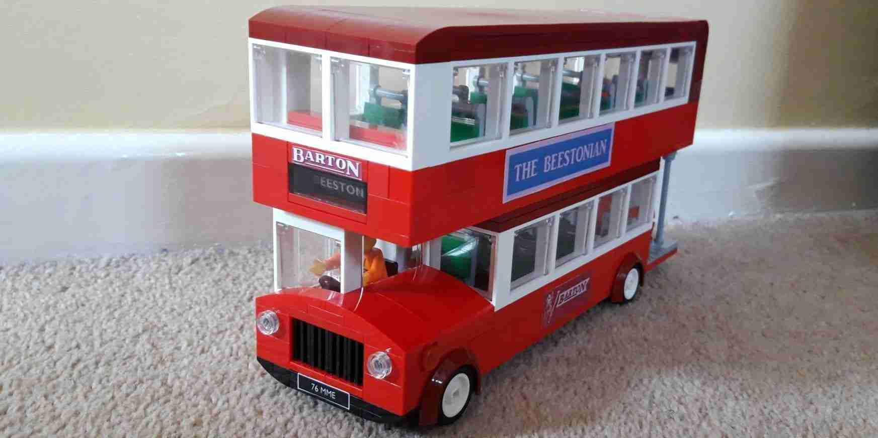 Barton's Bus of Bricks